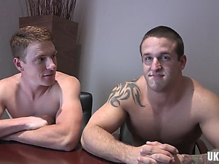 Large 10Pounder homosexual anal sex and creampie